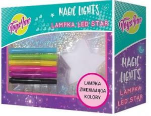 Lampka Led Star